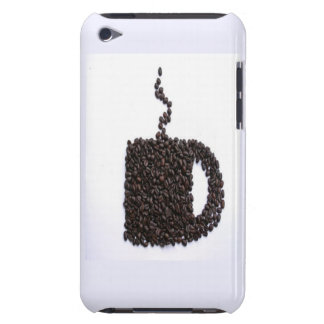 Coffee Cup, Coffee Beans iPod Touch Case