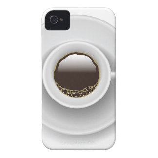 Coffee Cup iPhone 4 Case