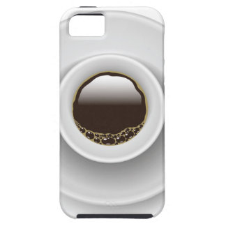 Coffee Cup Tough iPhone 5 Case