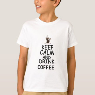 coffee design T-Shirt