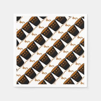 Coffee Disposable Serviette