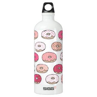 Coffee Donut Sweets Pink Pastel / Andrea Lauren SIGG Traveller 1.0L Water Bottle