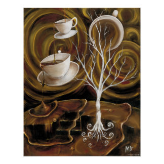 Coffee dreams poster