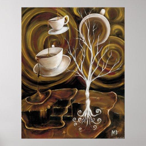 Coffee dreams poster