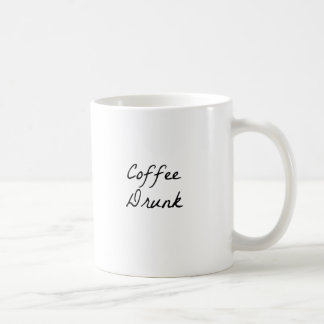 Coffee Drunk Mug