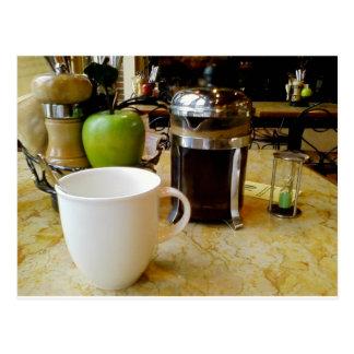 coffee etc postcard