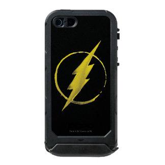 Coffee Flash Symbol - Yellow Incipio ATLAS ID™ iPhone 5 Case
