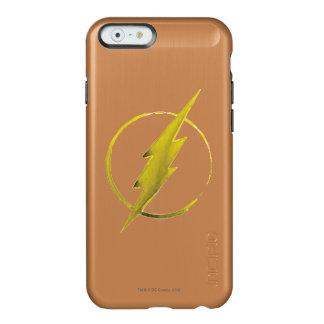 Coffee Flash Symbol - Yellow Incipio Feather® Shine iPhone 6 Case
