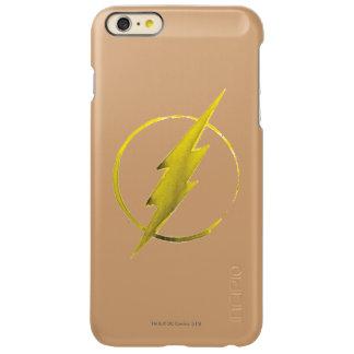 Coffee Flash Symbol - Yellow Incipio Feather® Shine iPhone 6 Plus Case