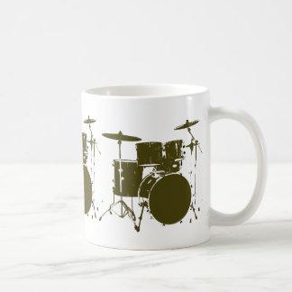 coffee for the drummer coffee mug