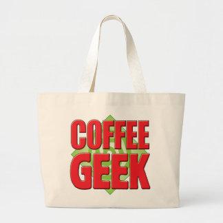 Coffee Geek v2 Tote Bags