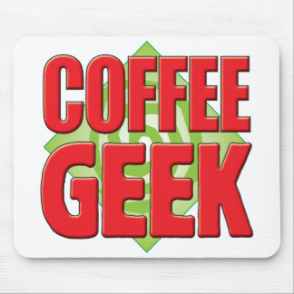Coffee Geek v2 Mouse Pads