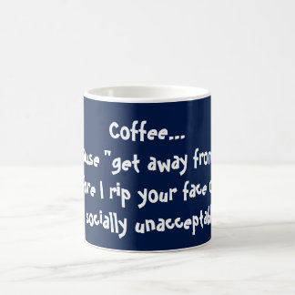 Coffee Get Away Mug