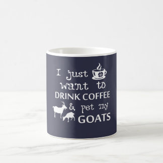 Coffee & Goats Coffee Mug