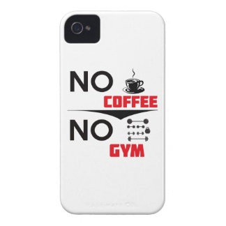 coffee gym iPhone 4 Case-Mate cases