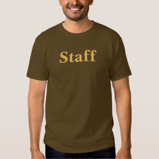Coffee House Staff T Shirt. Brown and Mocha Tshirts
