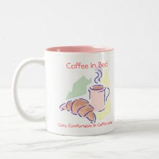 Coffee in Bed Mug