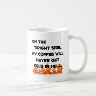 Coffee in Hell Coffee Mug