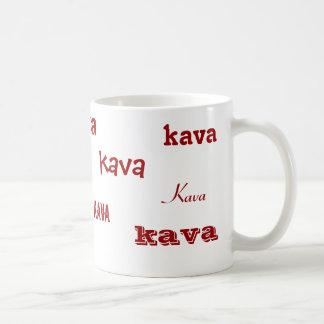 Coffee in Lithuanian Coffee Mug