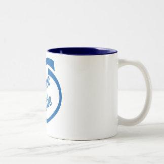Coffee Inside two tone mug