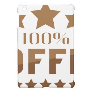 coffee iPad mini cover