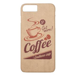 Coffee iPhone 8 Plus/7 Plus Case