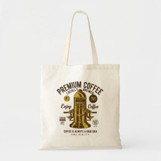 Coffee is always a good idea | Locally Brewed Tote Bag