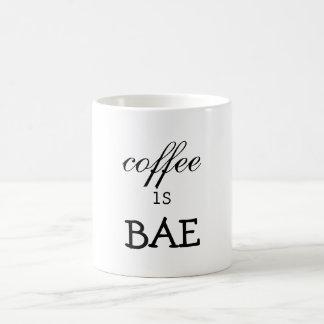 Coffee is Bae Coffee Mug