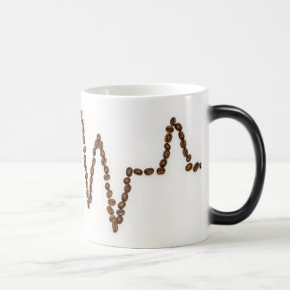 Coffee is Life Morphing Mug