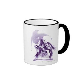 Coffee Joker Ringer Coffee Mug