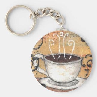 Coffee Keychain