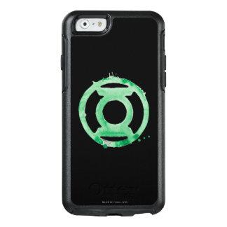 Coffee Lantern Symbol - Green OtterBox iPhone 6/6s Case