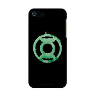 Coffee Lantern Symbol - Green Incipio Feather® Shine iPhone 5 Case