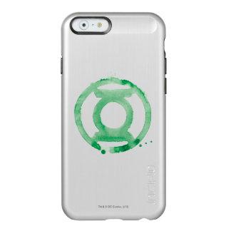 Coffee Lantern Symbol - Green Incipio Feather® Shine iPhone 6 Case
