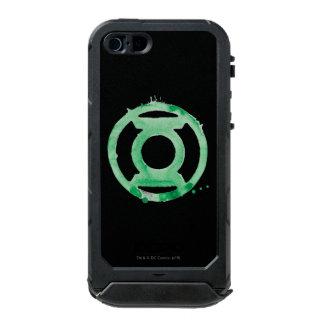 Coffee Lantern Symbol - Green Incipio ATLAS ID™ iPhone 5 Case