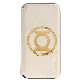 Coffee Lantern Symbol Incipio Watson™ iPhone 6 Wallet Case