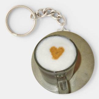COFFEE LOVE KEY RING
