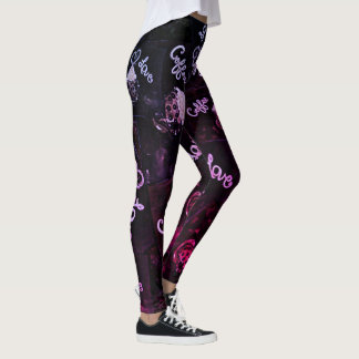 Coffee Love Leggings