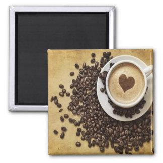 Coffee Love Magnet