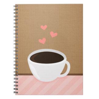 Coffee Love Notebooks
