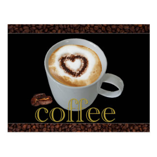 Coffee Love Postcards