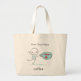 Coffee Lover Tote Bags