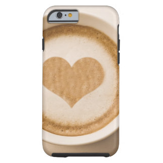 Coffee Lover Heart iPhone 6 case