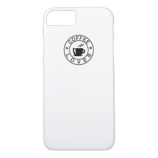 Coffee Lover iPhone 8/7 Case