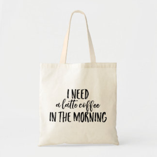 Coffee Lover Tote