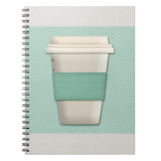 Coffee Lovers Journal Note Book
