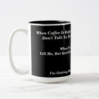 Coffee Lovers' Mug