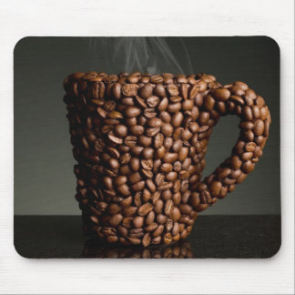 COFFEE LOVERS ONLY MOUSE PAD