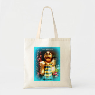 coffee lovers tote bag