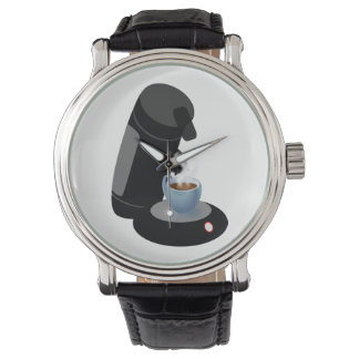 Coffee Machine Watch